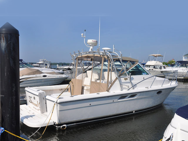 Used Tiara 2900 Open Classic Cruiser Boat For Sale