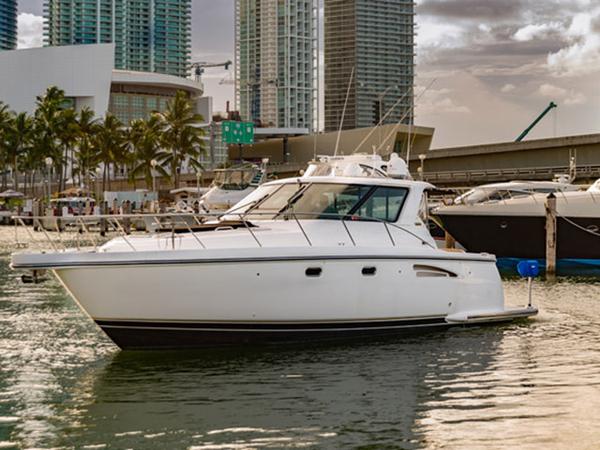 Used Tiara 3600 Sovran Cruiser Boat For Sale