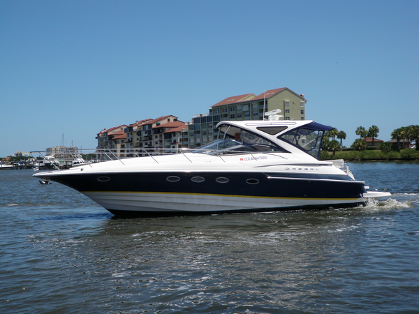 Used Regal 4460 Sports Cruiser Boat For Sale
