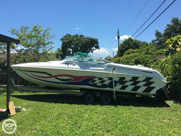 Used Baha Cruisers 260 Mach 1 High Performance Boat For Sale