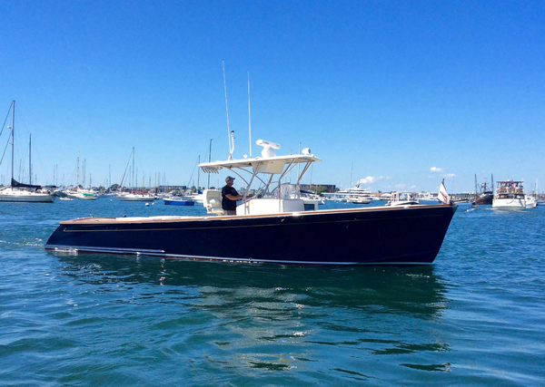 Used Marlow Prowler Havana Center Console Fishing Boat For Sale