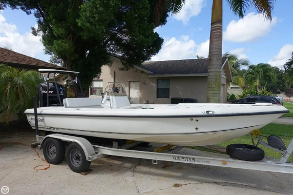 Used Action Craft 1890 Special Edition Bay Boat For Sale