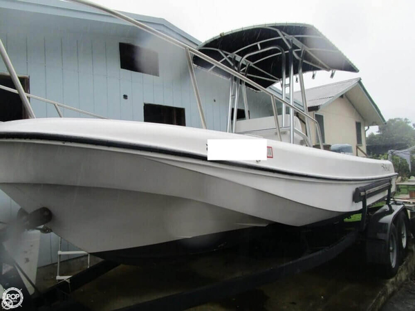 Used Boston Whaler 19 Center Console Fishing Boat For Sale
