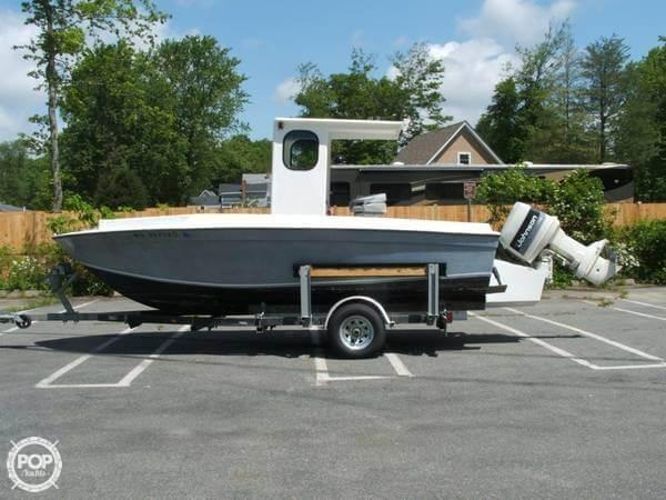 Used Formula 20 Center Console F200 Center Console Fishing Boat For Sale