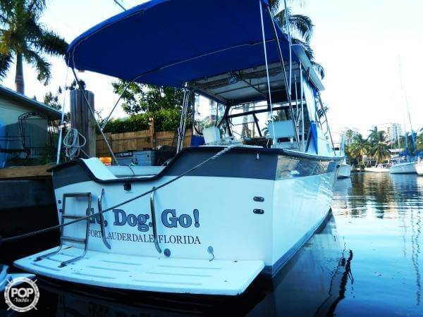 Used Luhrs Alura 30 Walkaround Fishing Boat For Sale