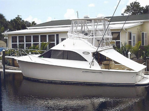 Used Ocean Yachts 32 Super Sport Convertible Saltwater Fishing Boat For Sale