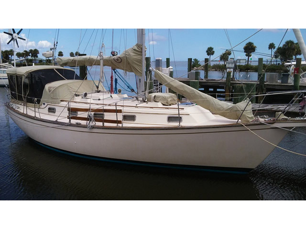 Used Island Packet Island Packet 35 Cruiser Sailboat For Sale