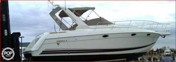 Used Formula 31PC Express Cruiser Boat For Sale