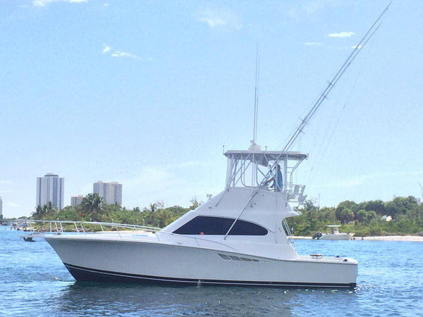 Used Luhrs 40 Convertible Saltwater Fishing Boat For Sale