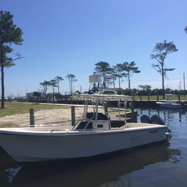Used Parker 2801 Center Console Center Console Fishing Boat For Sale