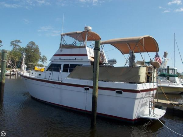 Used Gulfstar 38 Aft Cabin Boat For Sale