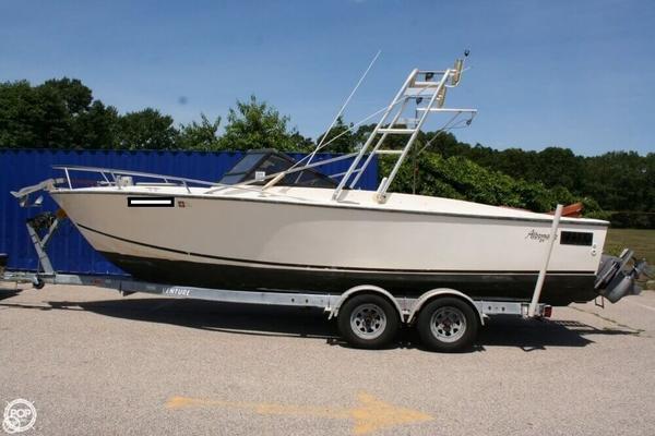 Used Albemarle 24 Cruiser Boat For Sale