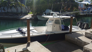 Used Jefferson Marlago FS35 Center Console Fishing Boat For Sale