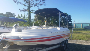 Used Stardeck 1915 Deck Boat For Sale