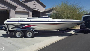 Used Caliber 1 2280 Silencer High Performance Boat For Sale