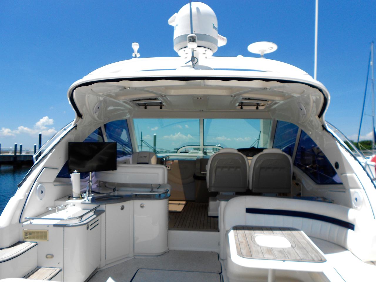 ... Used Sea Ray 48 Sundancer Motor Yacht For Sale ...
