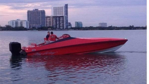 Used Sea Hawk High Performance Boat For Sale