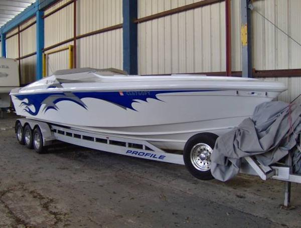 Used Profile High Performance Boat For Sale