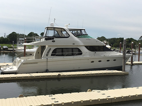 Used Carver Voyager Cruiser Boat For Sale