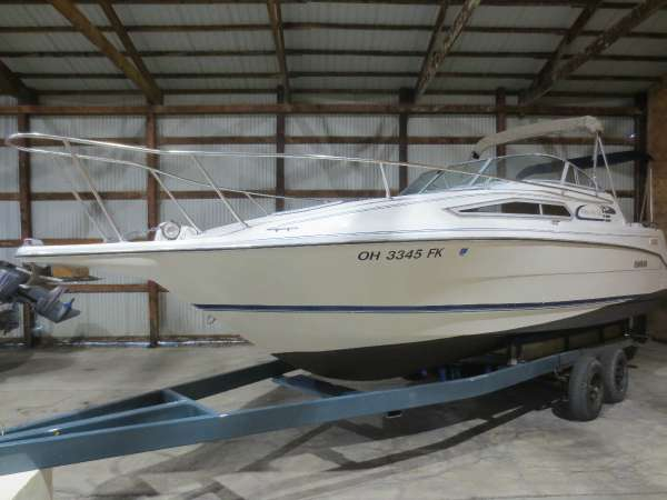 Used Rinker 260 Cruiser Boat For Sale