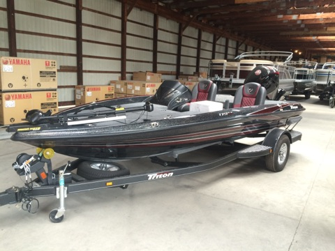 New Triton Boats 179TRX Sports Fishing Boat For Sale