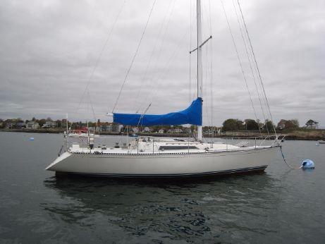 Used C&c Fiberglass Sloop Sailboat For Sale
