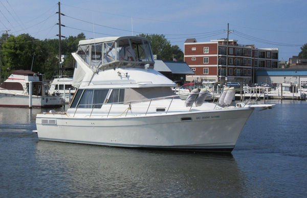 Used Bayliner 3288 Motoryacht Motor Yacht For Sale