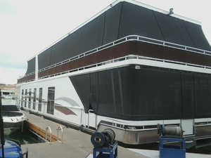 Used Starlite House Boat For Sale