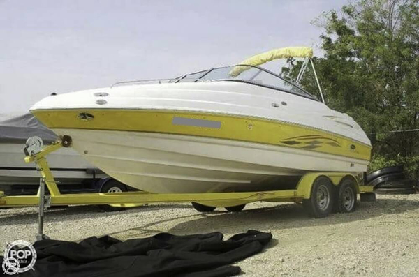 Used Chaparral 22 Cuddy Cabin Cruiser Boat For Sale