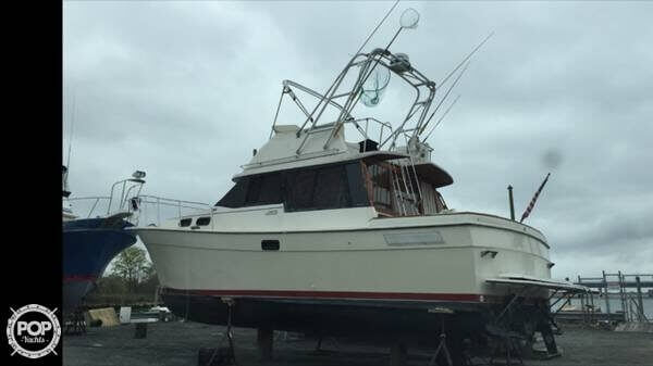 Used Bayliner 3270 Explorer Motor Yacht Trawler Boat For Sale