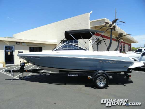 Used Larson LX 205 S IO Bowrider Boat For Sale