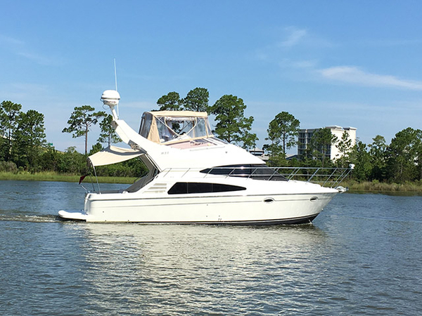Used Carver Super Sport Motor Yacht For Sale