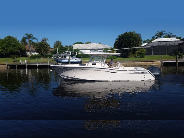 Used Grady White Canyon 336 Sports Fishing Boat For Sale