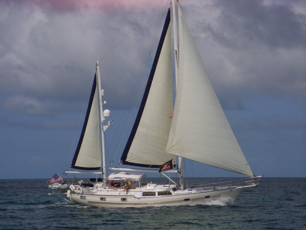 Used Irwin 52 Center Cockpit Cruiser Sailboat For Sale