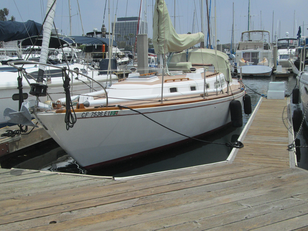 Used Pearson 39 Cruiser Sailboat For Sale