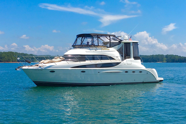 Used Meridian 45 CPMY Fresh Water Motor Yacht For Sale