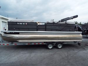 Used Sweetwater SW 2286 SBSW 2286 SB Pontoon Boat For Sale
