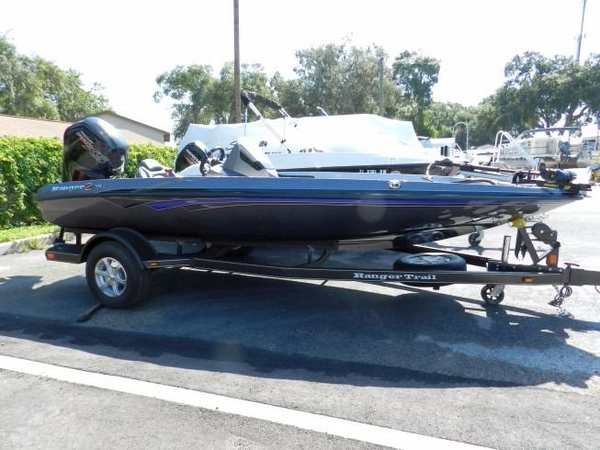 New Ranger Z175 Bass Boat For Sale