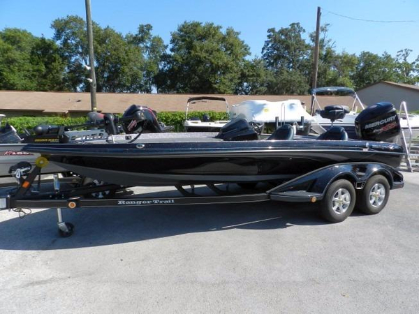 New Ranger Z520 Bass Boat For Sale