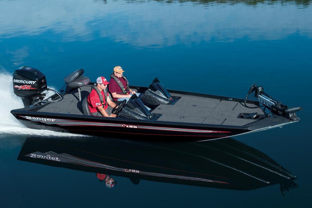 2016 New Ranger Rt188 Aluminum Fishing Boat For Sale