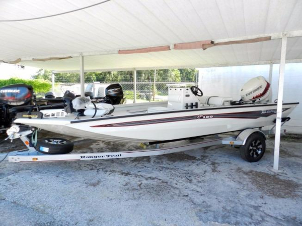 New Ranger RB 190 Center Console Fishing Boat For Sale