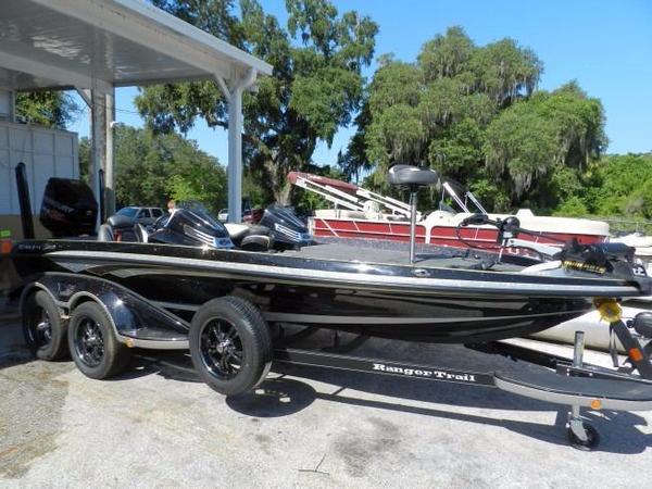 New Ranger Z520C Bass Boat For Sale
