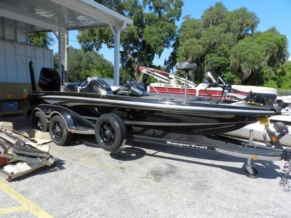 New Ranger Z520 Comanche Bass Boat For Sale