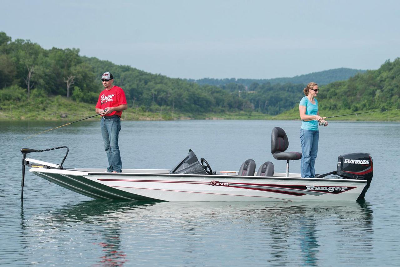 2016 new ranger rt178 aluminum fishing boat for sale for New fishing boats for sale