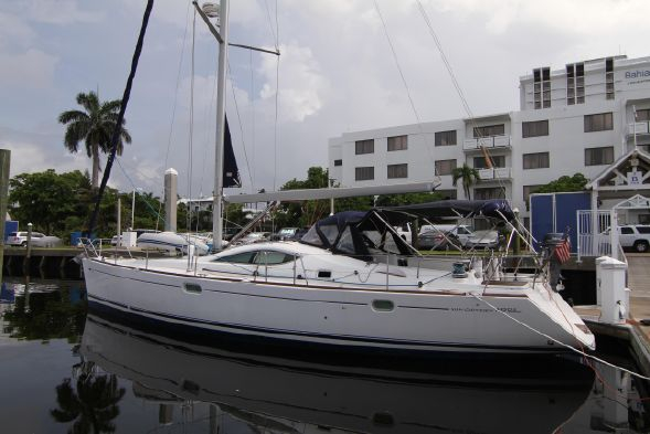 Used Jeanneau 49 Ds Cruiser Sailboat For Sale