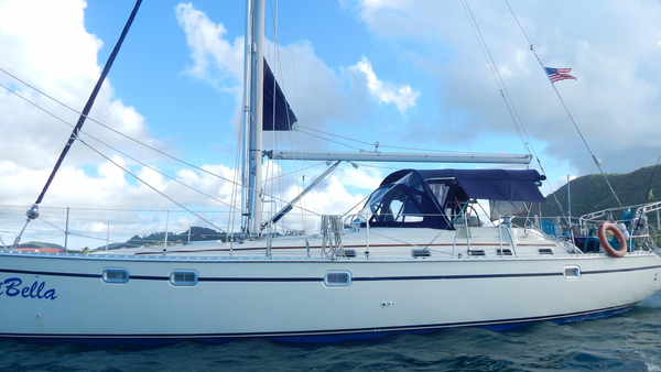 Used Caliber 47 LRC Cruiser Sailboat For Sale