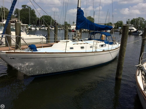 Used Morgan 41 Racer and Cruiser Sailboat For Sale