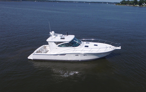Used Tiara 4200 Open Saltwater Fishing Boat For Sale