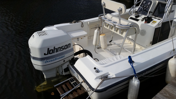Used Hydrasports 2100 CC Freshwater Fishing Boat For Sale
