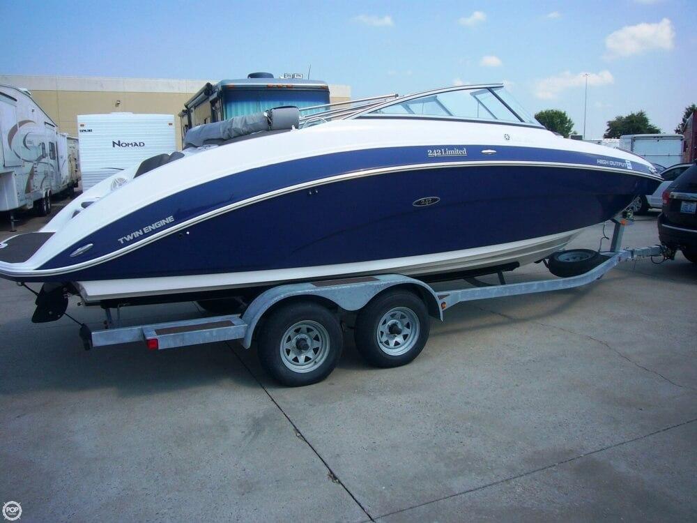 2011 used yamaha 242 limited jet boat for sale 35 900 wilmore ky. Black Bedroom Furniture Sets. Home Design Ideas